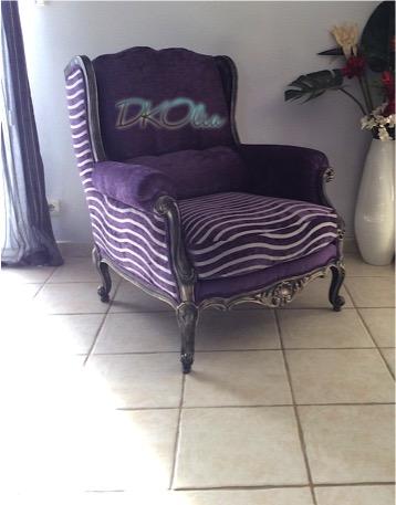 fauteuil-Bergère