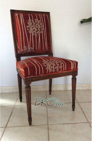 Chaise-style-Louis-XVI