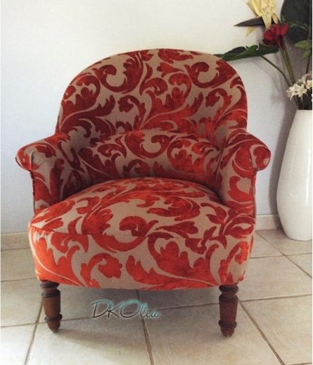 Fauteuil-crapaud